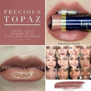 Precious Topaz LipSense lip color